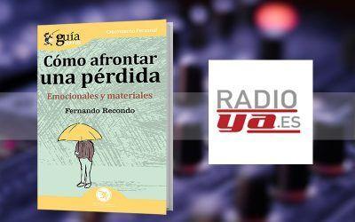Fernando Recondo habla de su libro 'GuíaBurros: Cómo afrontar una pérdida', en 'Colaborum'