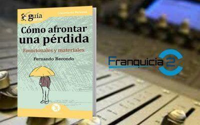 Fernando Recondo habla sobre cómo afrontar una pérdida laboral en 'Franquicia2'